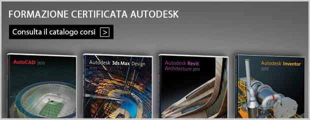 Formazione certificata Autodesk