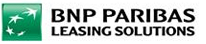 Logo BNP Paribas Leasing Solution